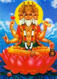 Brahma-Dios-Creador-Hinduismo